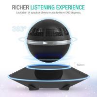 Enceinte Bluetooth en lévitation, haut-parleur sans fil flottant